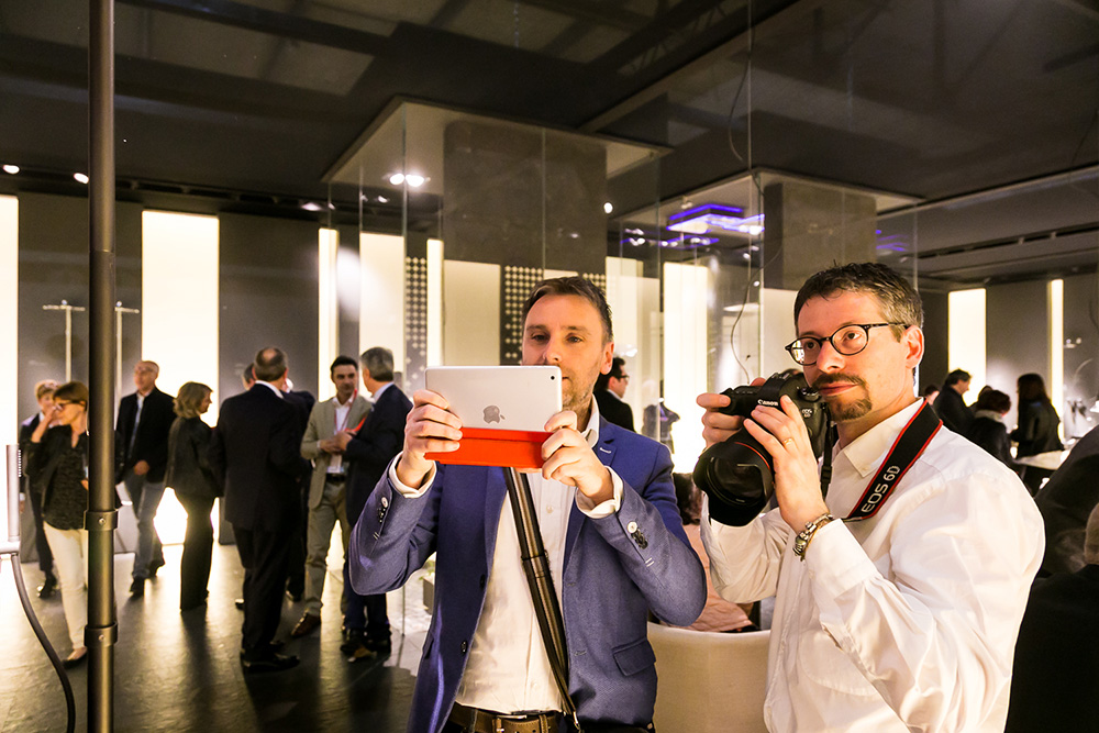 storytelling al Salone del Mobile - fotografia, video, socialmedia