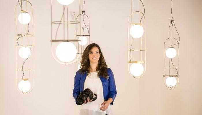Elisa Piemontesi fotografa social media Milano Design Week Salone del Mobile, social media