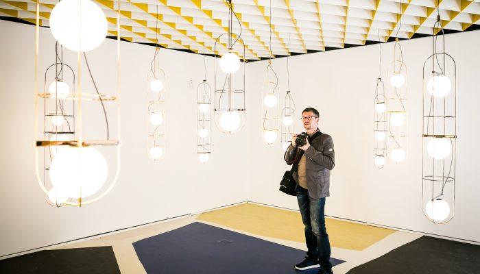 Lorenzo Lucca fotografo social media Milano Design Week Salone del Mobile, social media