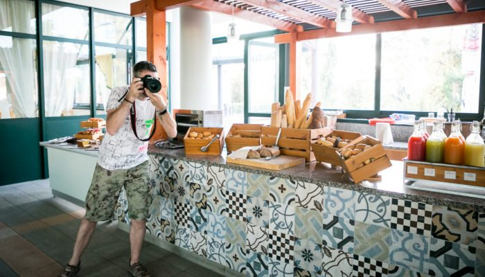 storytelling fotografico family hotel per web e social media