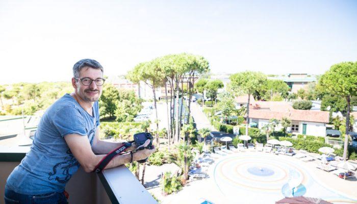 Fotografi storytelling family hotel per web e social media