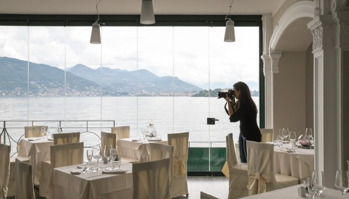 Fotografia storytelling Lago Maggiore, hotel web marketing