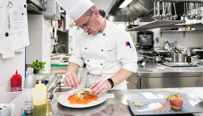 Fotografia storytelling ristorante Lago Maggiore