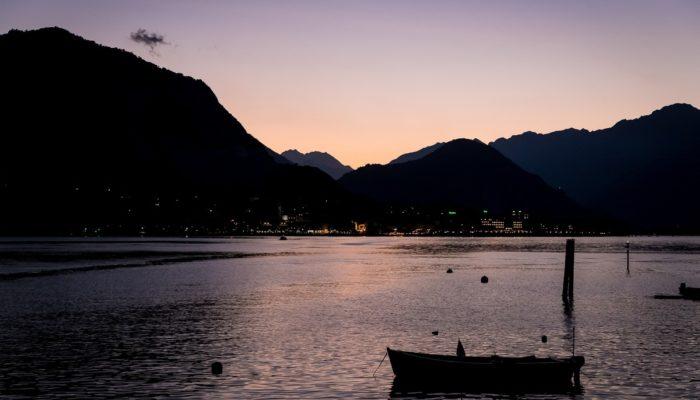 Fotografia Lago Maggiore