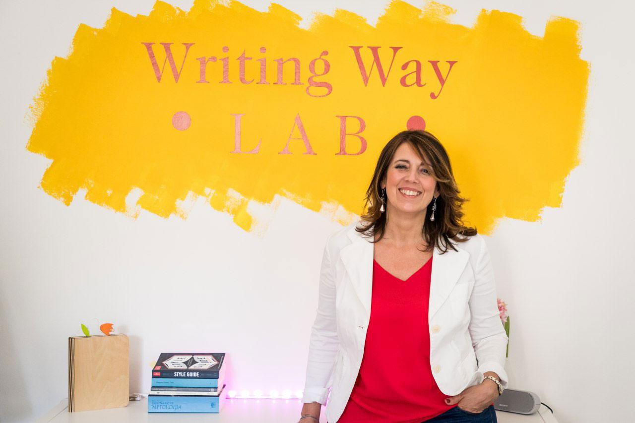Personal Storytelling scrittore - Alessandra Perotti