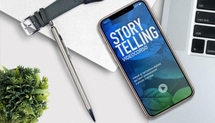 corsi storytelling