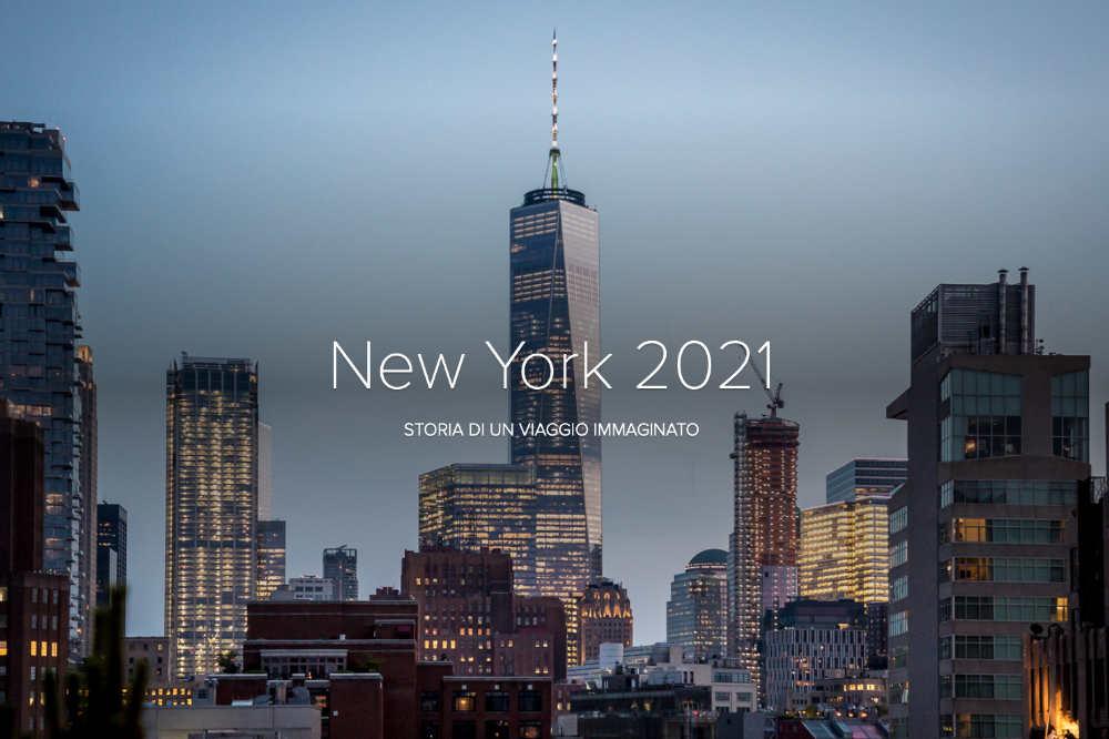 Esempi di visual storytelling, storie di viaggio: New York