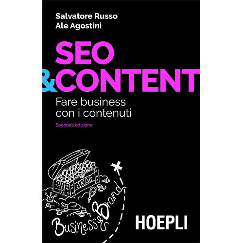 Libri storytelling: Seo & Content