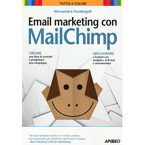 Libri storytelling: Email Marketing con Mailchimp