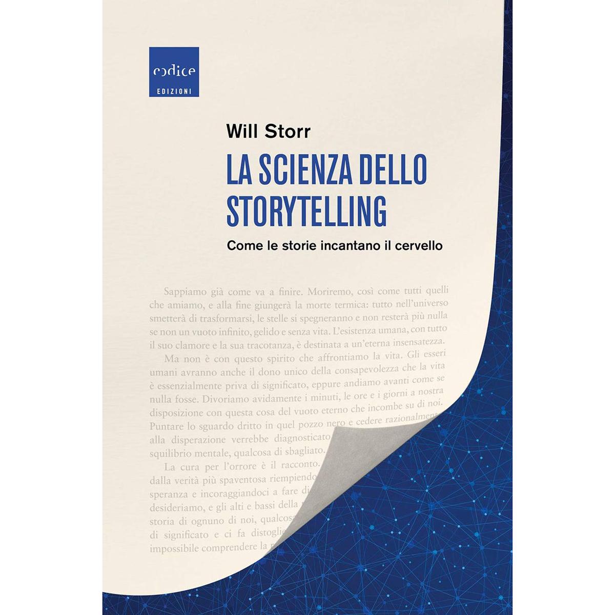 LA SCIENZA DELLO STORYTELLING