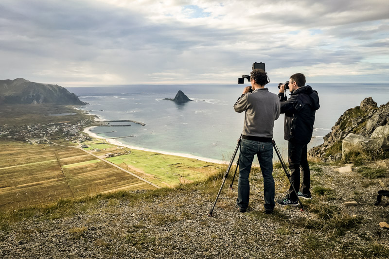 Fotografia smartphone visual storytelling
