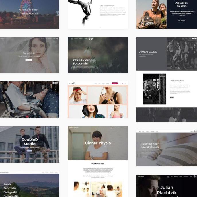 Fare un sito gratis, corso online per Jimdo