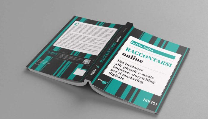 Libro di storytelling Raccontarsi Online